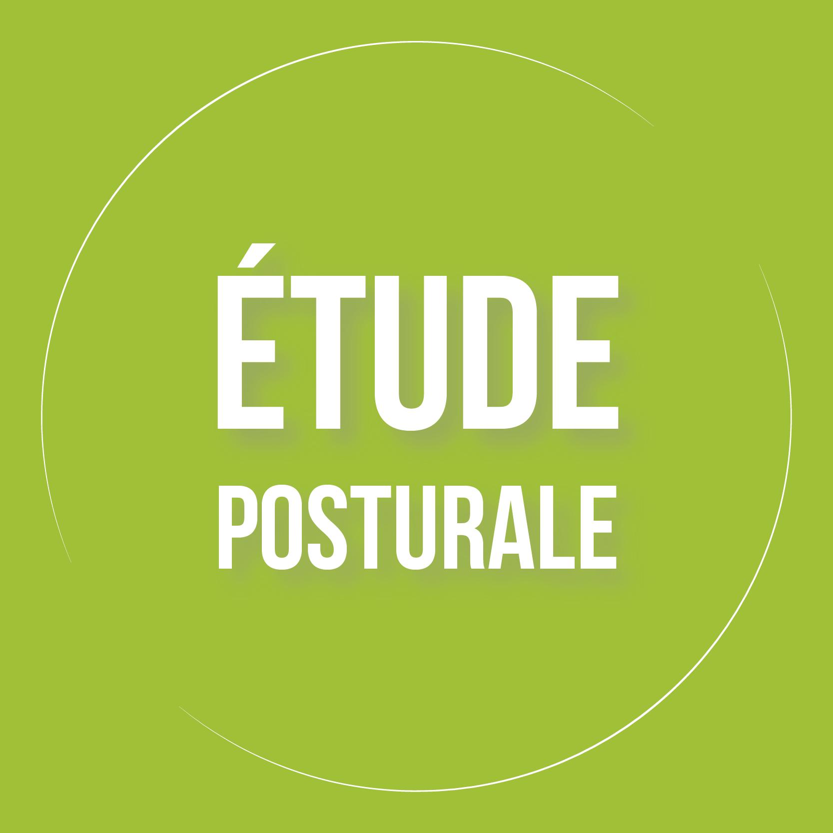 Service Etude Posturale